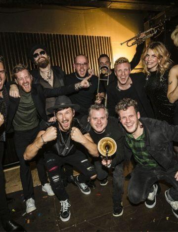 Jimmy van den Nieuwenhuizen Band