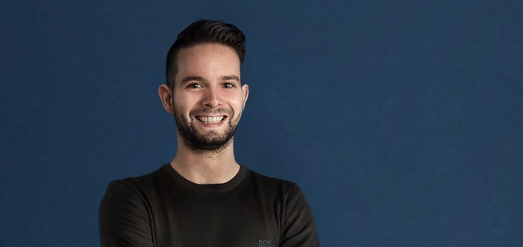 6 weetjes over onze nieuwe collega Job: terug van weggeweest